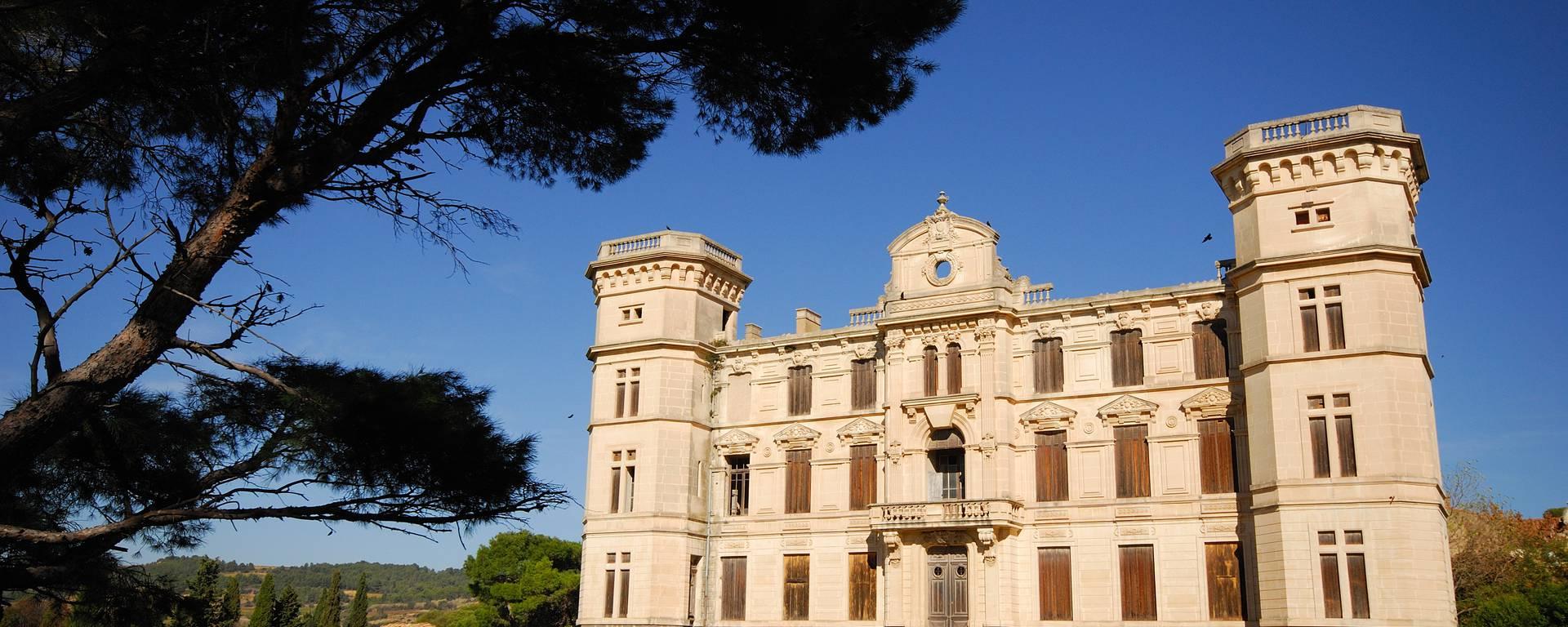 Chateau viticole Pays d'Art et d'Histoire Haut Languedoc et Vignobles