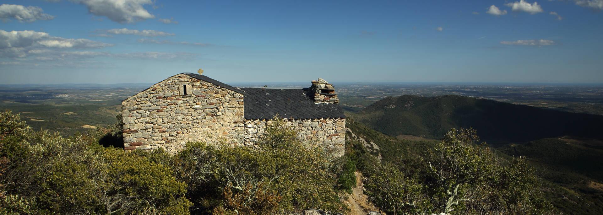 From L'hermitage de Saint-Nazaire over Ladarez ©G.Souche