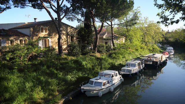 Canal du Midi ©G. Souche