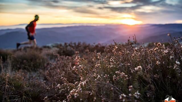 Trail Caroux, Montagnes du Caroux © A.Allies