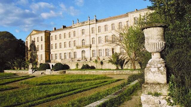 Le Chateau-abbaye de Cassan