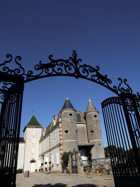 Château viticole de la Provenquière à Capestang ©G. Souche