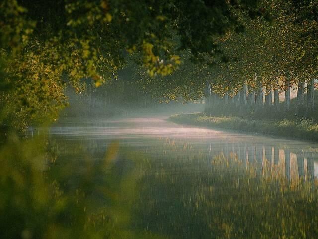 The Canal du Midi © L. Micola - Pays d'Art et d'Histoire Haut Languedoc et Vignobles