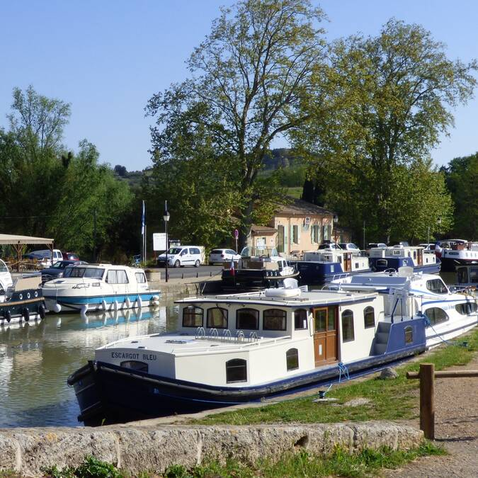 Port of Capestang