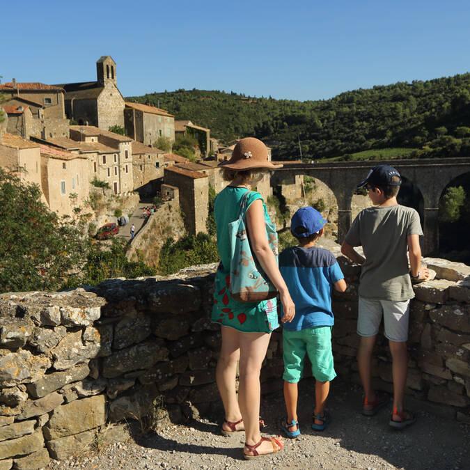 Minerve, Pays d'Art et d'Histoire Haut Languedoc et Vignobles