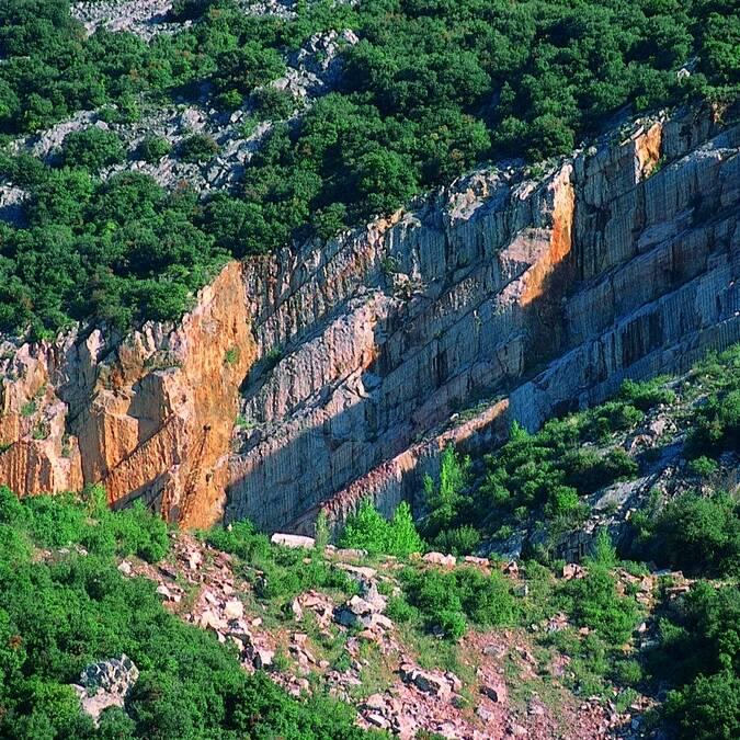 Marble quarries, Pays d'Art et d'Histoire Haut Languedoc et Vignobles