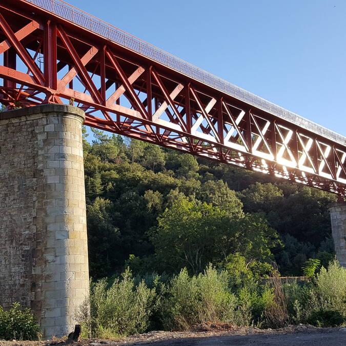 Eiffel bridge, Pays d'Art et d'Histoire Haut Languedoc et Vignobles